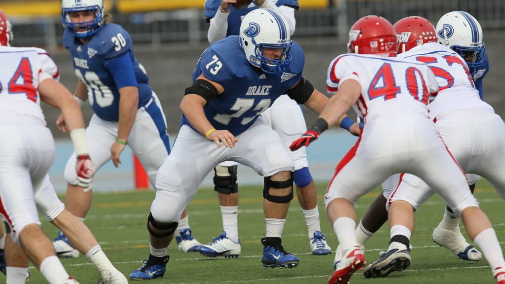 Zach Bosch Among Nominees For Prestigious Allstate/AFCA Good Works Team