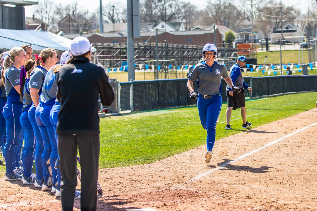 Softball Drops Pair Of Games To Wichita State